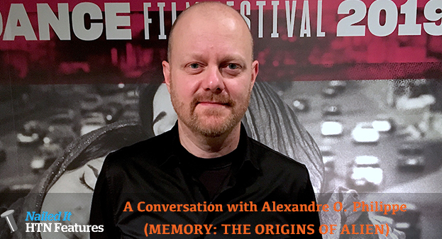 A Conversation with Alexandre O. Philippe (MEMORY: THE ORIGINS OF ALIEN)
