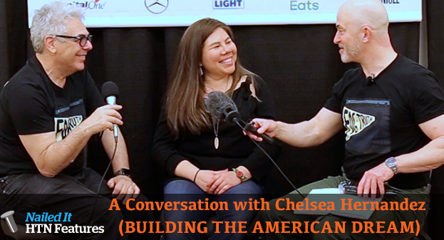 A Conversation with Chelsea Hernandez (BUILDING THE AMERICAN DREAM)