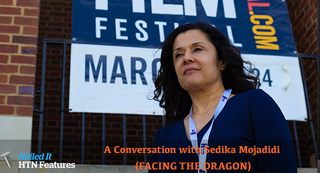 A Conversation with Sedika Mojadidi (FACING THE DRAGON)