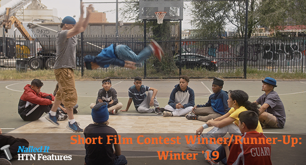 Short Film Contest Winner/Runner-Up: Winter '19