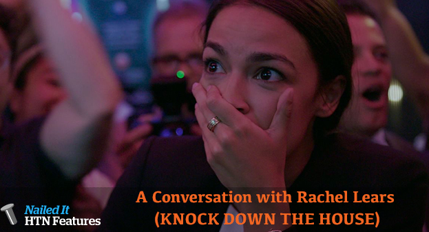A Conversation with Rachel Lears (KNOCK DOWN THE HOUSE)