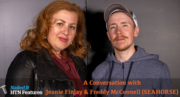 A Conversation with Jeanie Finlay & Freddy McConnell (SEAHORSE)