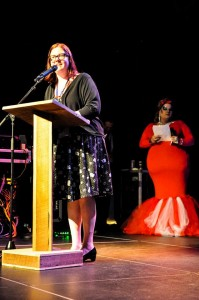 Oxford Film Festival Executive Director Melanie Addington