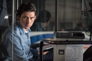"Adam Driver in ""Paterson"""