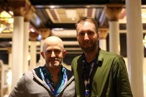 Our Chris Reed and Erik Ljung