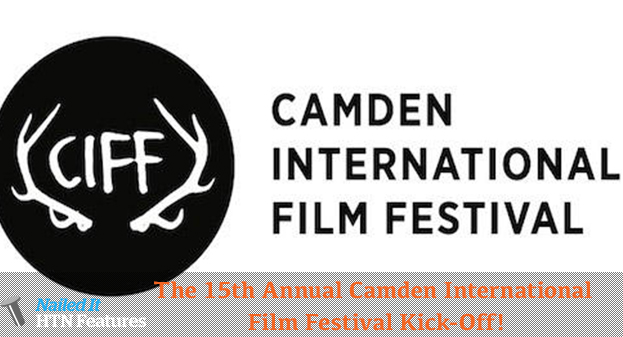 The 15th Annual Camden International Film Festival Kick-Off!
