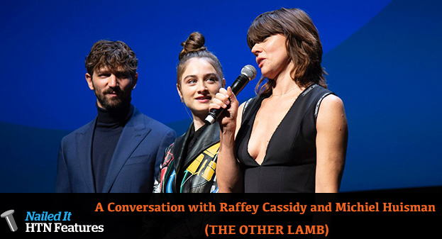 A Conversation with Raffey Cassidy and Michiel Huisman (THE OTHER LAMB)
