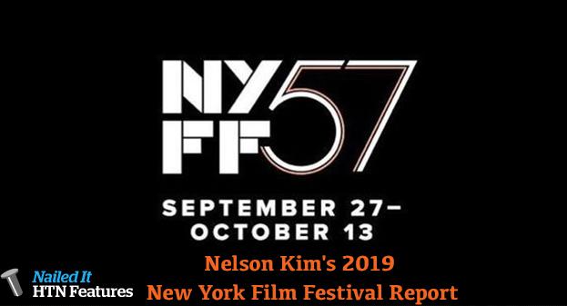 Nelson Kim's 2019 New York Film Festival Report