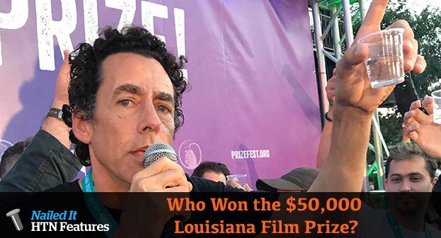 Who Won the $50,000 Louisiana Film Prize?