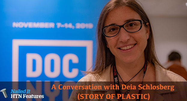 A Conversation with Deia Schlosberg (STORY OF PLASTIC)
