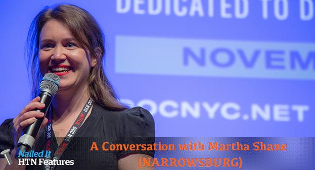 A Conversation with Martha Shane (NARROWSBURG)