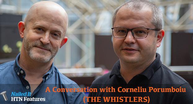A Conversation with Corneliu Porumboiu (THE WHISTLERS)