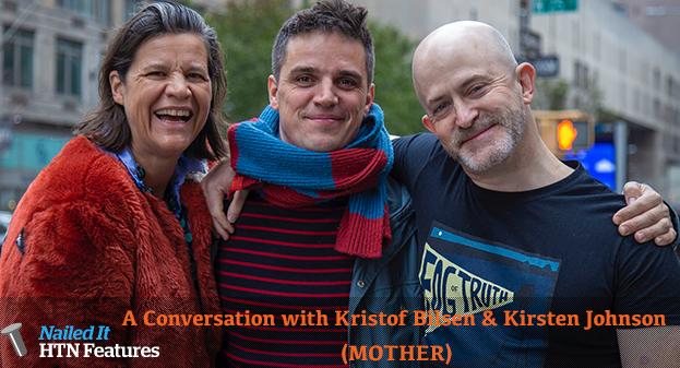 A Conversation with Kristof Bilsen & Kirsten Johnson (MOTHER)