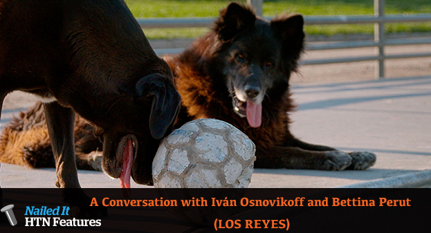 A Conversation with Iván Osnovikoff and Bettina Perut (LOS REYES)