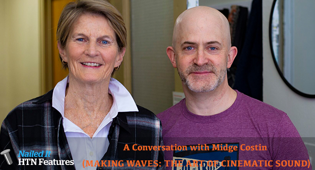A Conversation with Midge Costin (MAKING WAVES: THE ART OF CINEMATIC SOUND)