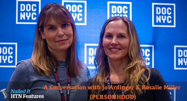 A Conversation with Jo Ardinger & Rosalie Miller (PERSONHOOD)