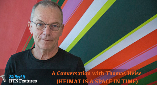 A Conversation with Thomas Heise (HEIMAT IS A SPACE IN TIME)