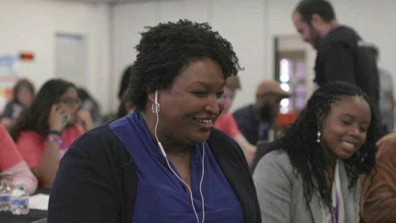 Amazon Studios Fights for Voting Rights with new Stacey Abrams Doc & Impact Campaign
